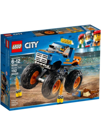 City 60180 Monsterbil - Proshop