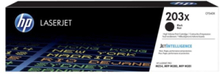 203X / CF540X - Tonerkassett Svart