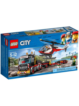 City 60183 Transporter til tungt gods - Proshop