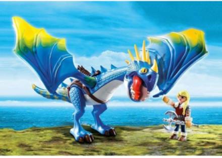 - Dragons - Astrid & Stormfly