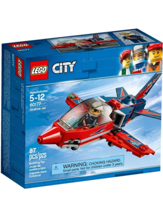 City 60177 Luftshowjet - Proshop