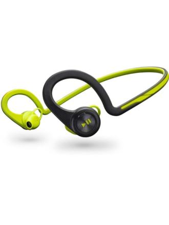 BackBeat Fit - Green - musta