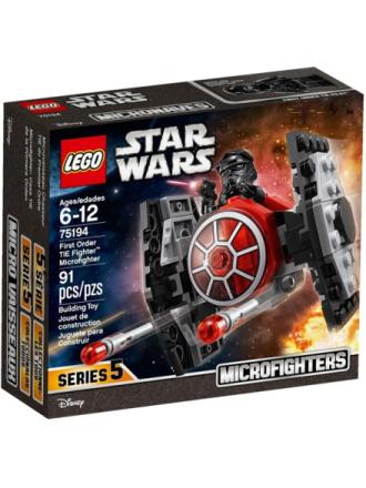Star Wars 75194 Den Første Ordens TIE-jager Microfighter - Proshop