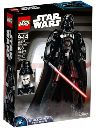 Star Wars 75534 Darth Vader™ - Proshop