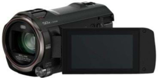 HC-V777 - Videokamera - lagring: flashkort
