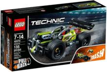 Technic 42072 KRASCH!