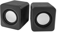 ELETRA USB 2.0 MINI SPEAKER - 2.0-kanals - Black