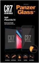 Apple iPhone 6/6s/7/8 - Jet Black - CR7