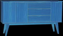 Filippa sideboard Ek 150 x 40 cm
