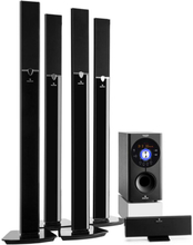 Areal 653 5.1-Kanals-Surround-System 145W RMS Bluetooth USB SD AUX