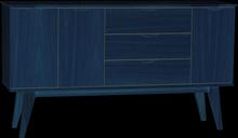 Filippa sideboard Vitpigmenterad 150 x 40 cm