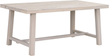 Brooklyn matbord Vitpigmenterad 170 x 95 cm