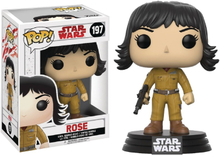 POP Star Wars E8 TLJ Rose