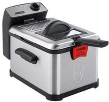 Superior Fryer - fritureapparat - børstet rustfrit stål