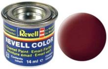 enamel paint # 37-roof tile-red Mat