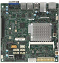 X11SAA Moderkort - socket - DDR3L (Low Voltage) RAM - Mini-ITX