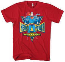 Superman World Hero T-Shirt, Basic Tee