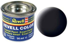 enamel paint # 08-black Mat