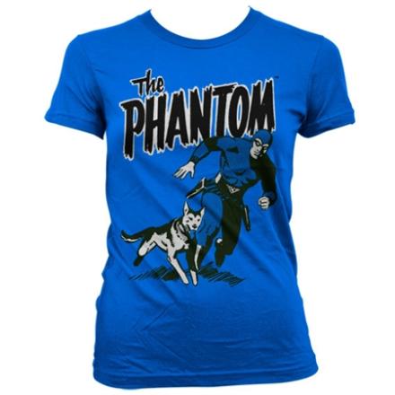 The Phantom & Devil Girly T-Shirt, Girly T-Shirt