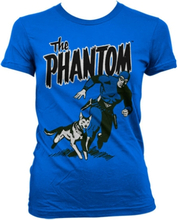 The Phantom & Devil Girly T-Shirt, Girly T-Shirt