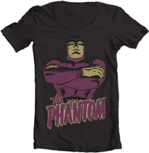 The Phantom Wide Neck Tee, Wide Neck T-Shirt