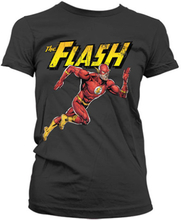 The Flash Running Girly Tee, Girly T-Shirt