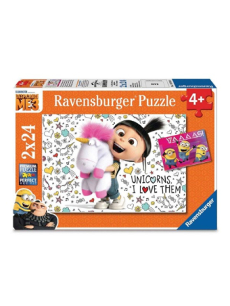 Agnes and the Minions 2x24pcs - Proshop