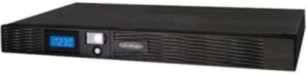 Professional Rack Mount LCD Series PR1000ELCDRT1U