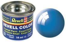 enamel paint # 50-light blue shiny