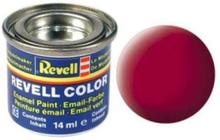 enamel paint # 36-crimson red Mat