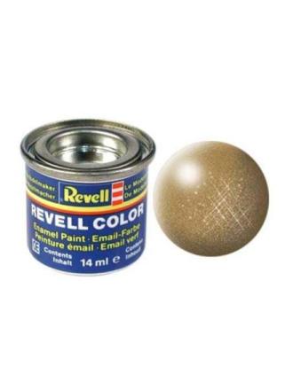 enamel paint # 92-brass Metallic