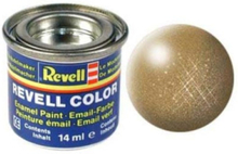 enamel paint # 92-brass Metallic