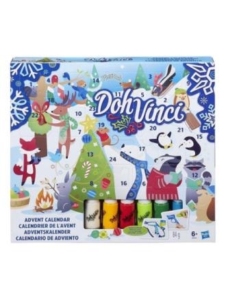 DohVinci Style Your Season Advent Calendar