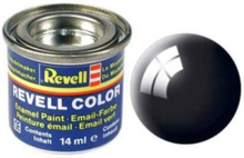 enamel paint # 07-black Shiny