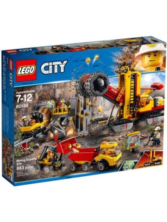 City 60188 Mineeksperternes udgravning - Proshop