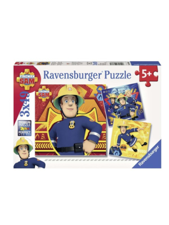 Fireman Sam-Sam 3x49st in the event of danger.