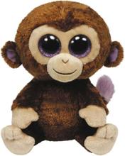 Beanie Buddy Hug Monkey-Coconut