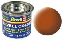 enamel paint # 85-Brown Matt