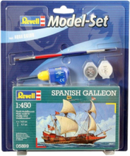 Model Set - Spanish Galleon