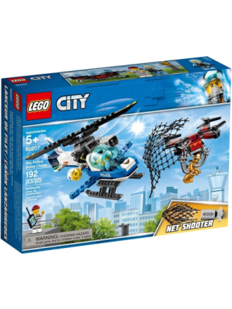 City 60207 Air Police Drone Pursuit - Proshop