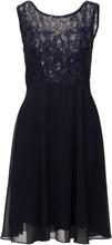 Arabella Dress Kort Klänning Blå CREAM