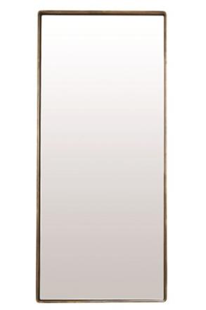 House Doctor Spegel Reflection 35x4x80 cm - Mässing