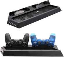 Sony PlayStation 4 - PS4 4-in-1 dual charging dock