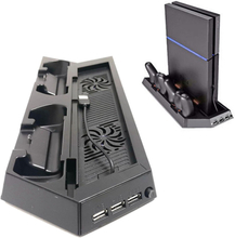 Sony PlayStation 4 - PS4 multifunctional console and controller charge stand