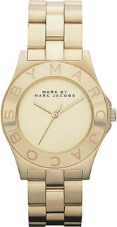Marc By Marc Jacobs damklocka 'Blad' MBM3126 Rose guld