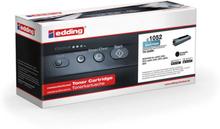 Tonerkassette Kompatibel Edding EDD-1052 Brother TN-326BK Sort