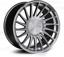 3SDM 004 Silver alufälg
