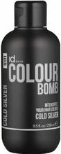 Id Hair Colour Bomb Cold Silver 1001 250 ml