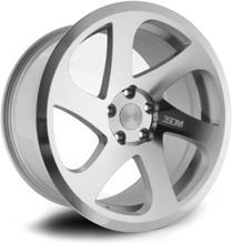 3SDM 006 Silver alufälg
