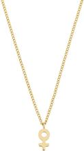 Edblad Me Mini Necklace Gold